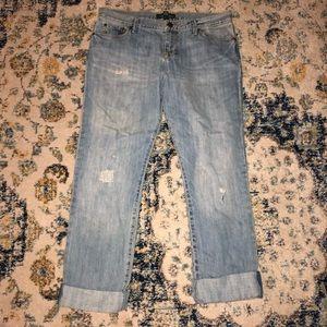 Lauren Ralph Lauren boyfriend jeans